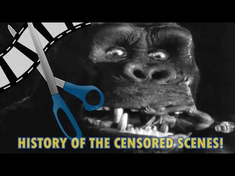 The History Of KING KONG's Censored Scenes (1933) | A Mini-Documentary By Nigel Dreiner