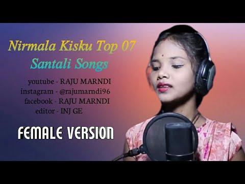 Santali Video Song - Collection of 7 Santali Songs of Nirmala Kisku