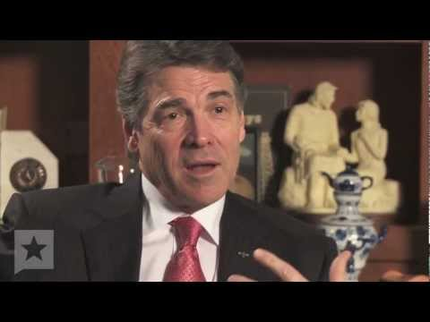 Video: Governor Rick Perry Interview