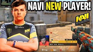 New NaVi Player - PERFECTO - HIGHLIGHTS   CSGO