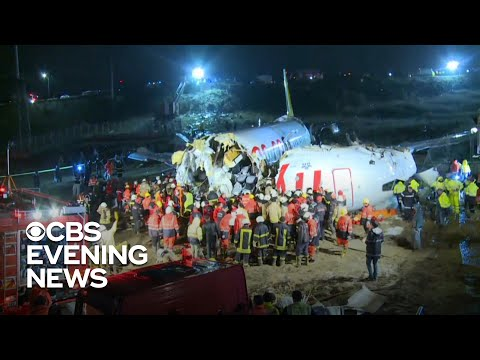 At least 3 killed after jet skids off runway in Istanbul