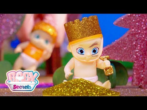 Baby Secrets Itzy Glitzy TV Commercial | Surprise Toys | Videos for Kids