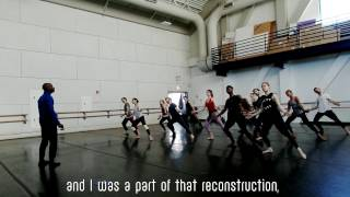 Inside the Dance: A Choreographic Offering