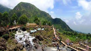 Sibajag Green Canyon. Temanggung, Jawa Tengah Indonesia