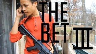 The Bet: Part 3 (Airsoft War)