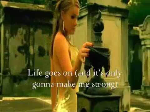 Life Goes On   LeAnn Rimes Videoke