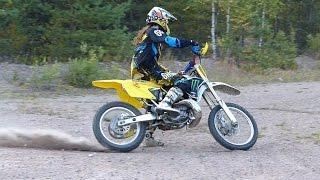 10 Min. Motocross Braaps Sounds Compilation 2-Strokes & 4-Strokes