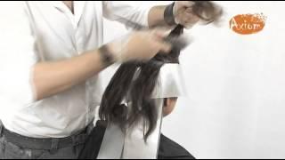 Окрашивание волос Salerm
