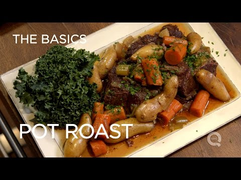 Pressure Cooker Pot Roast - The Basics