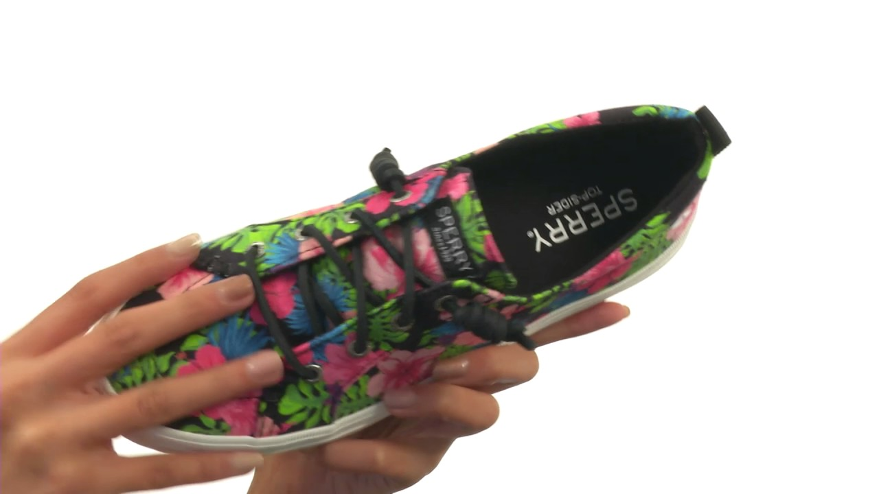 Sperry Crest Vibe Tropical Floral SKU:8791528