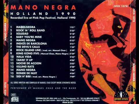 ★Mano Negra★  Holland 90  (full album)