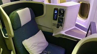 Cathay Pacific 777 Business Class | Hong Kong to Vancouver | CX888