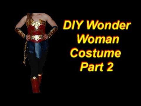 Wonder woman costume diy part 2 tiara eagle boots belt youtube wonder woman costume diy part 2 tiara eagle boots belt solutioingenieria Gallery