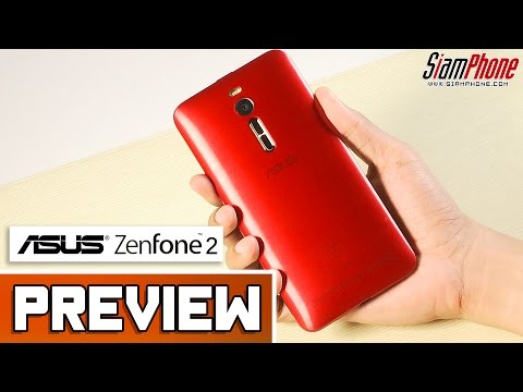 [Preview] : แนะนำ Asus Zenfone2 by SiamPhone