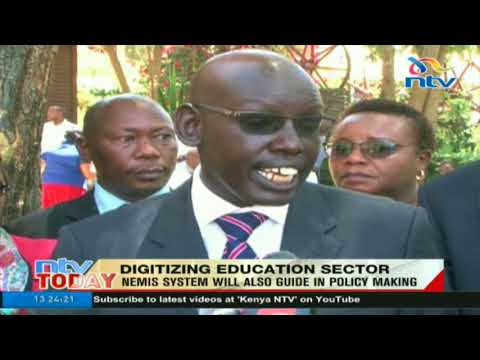 Ministry of Education launches information system to change policy making