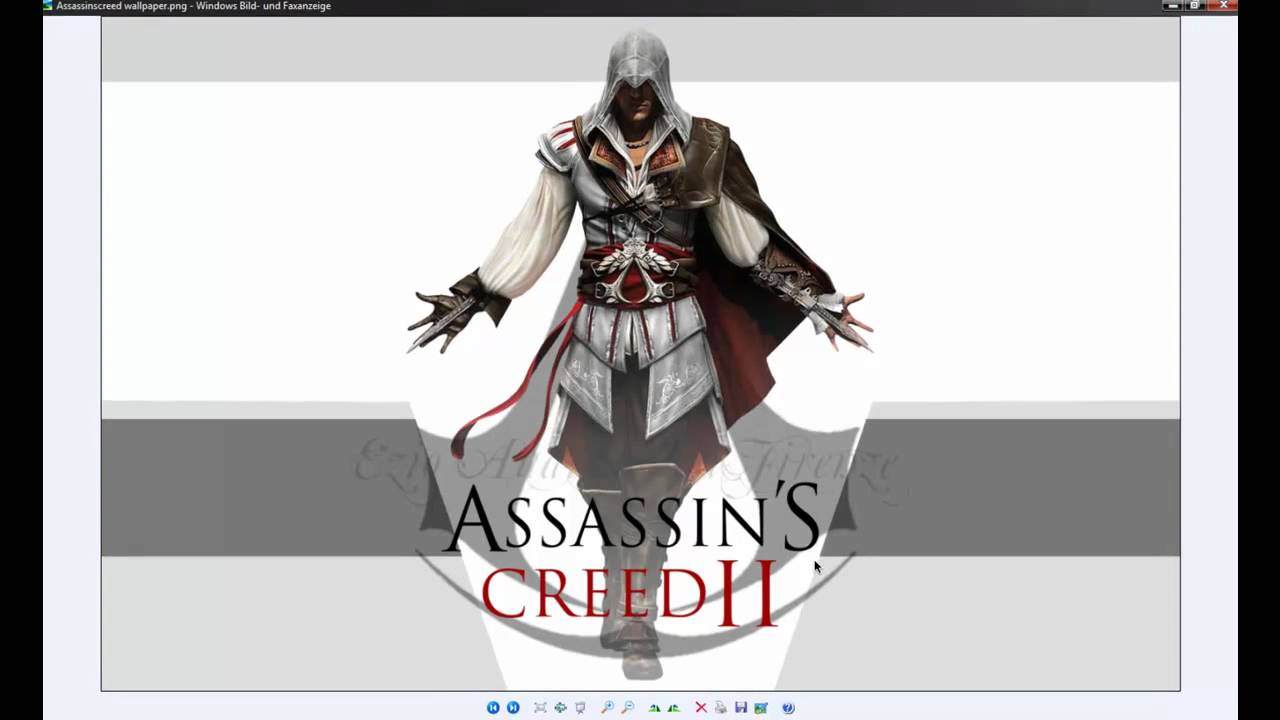 Assassin s creed wallpaper erstellen update fullversion gimp hd youtube - Wallpaper erstellen ...