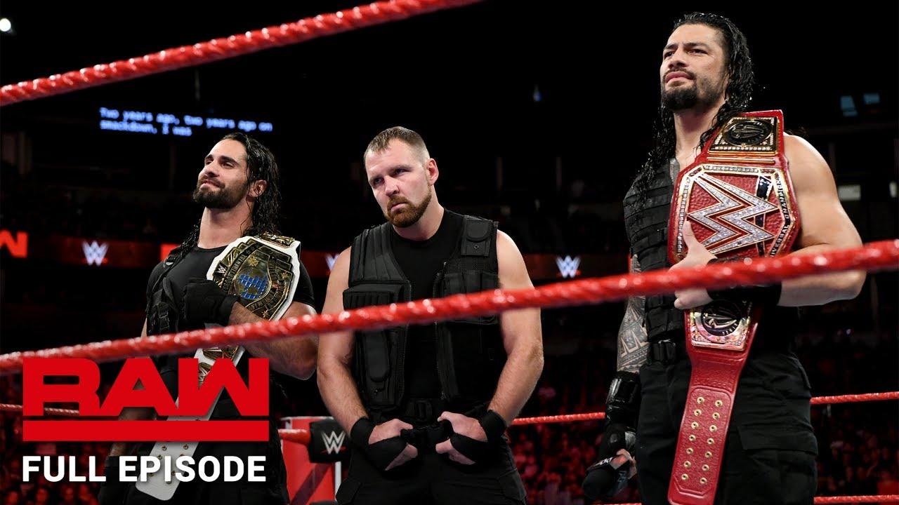 WWE Raw Full Episode, 24 September 2018