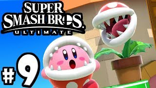 Super Smash Bros Ultimate - Piranha Plant Guide - 2.0 New DLC Fighter! - Switch Gameplay Walkthrough