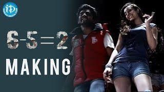 6-5=2 Hindi Horror Movie Making | Darshan Apoorva | Krishna Prakash | Pallavi | Tanuja