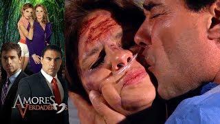 Amores Verdaderos: ¡La trágica muerte de Cristina! | Escena - C61