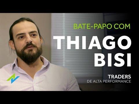 Bate-Papo com Thiago Bisi - Traders de Alta Performance