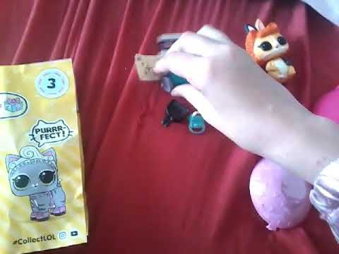I got jitter critter from lol pets wave 2 series 3