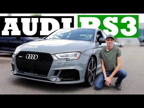 2018 Audi RS3 Sedan Review   Is This The BEST Sports Sedan?