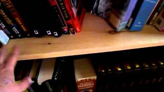 Book Shelf Project We Just Finished.