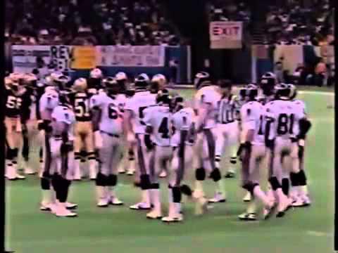 1991 NFC Wild Card Game Atlanta vs New Orleans x264