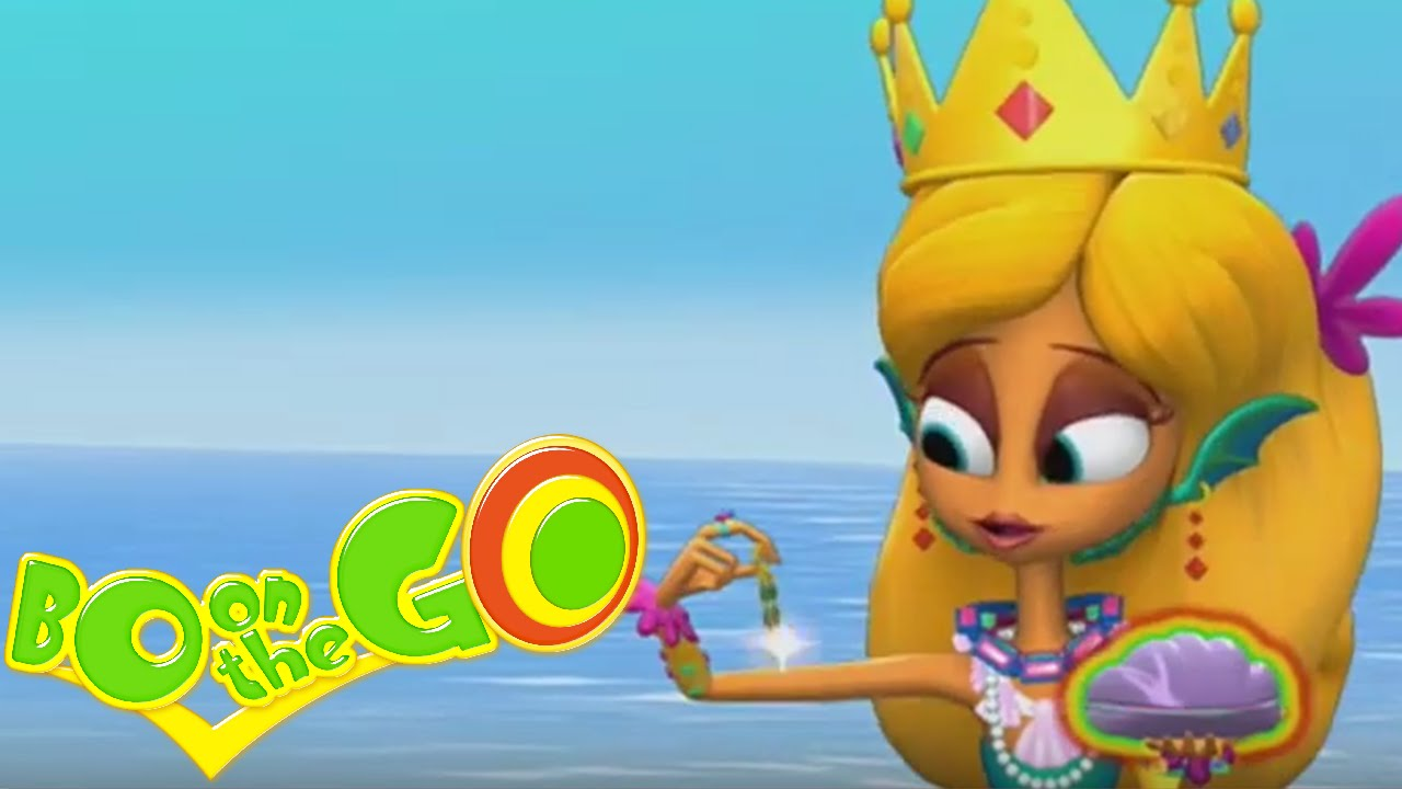 Download Bo On the GO! - Bo and the Jeweled Mermaid