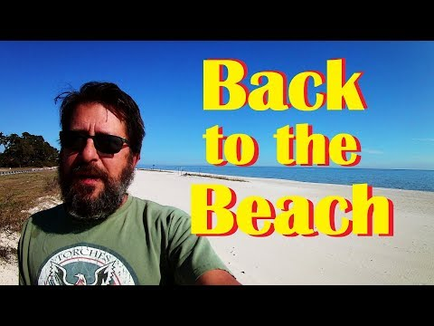 Long Beach Mississippi & RV Trouble and Repair and Good Solar!