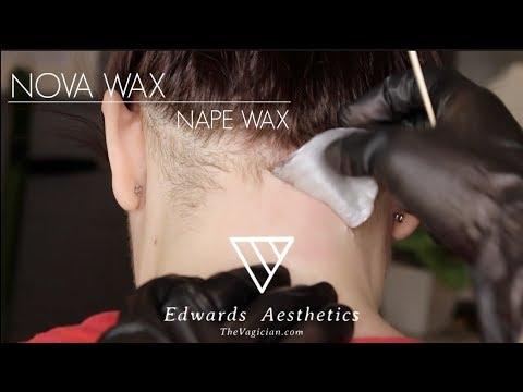 Edwards Aesthetics  NOVA WAX  NAPE WAX