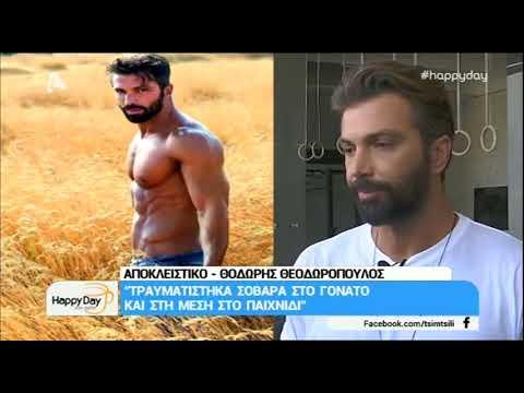 Entertv:Θοδωρής Θεοδωρόπουλος: Ο λόγος που κινείται νομικά εναντίον του Survivor