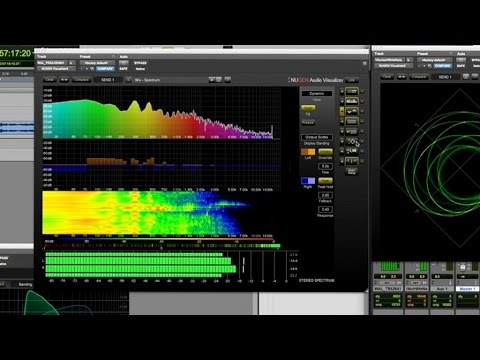 [AES] Nugen Audio: New Versions of SEQ-S and Audio Visualizer