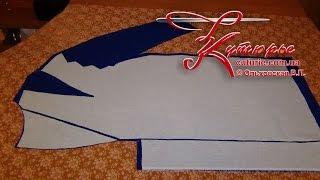 Как сшить пальто: клеим дублерин(В этом видео мастер классе по пошиву пальто показано как наклеивать дубляж на детали полочек и спинки. ..., 2014-10-08T14:19:32.000Z)