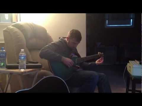 How to tune an Ovation CS257 Acoustic Guitar
