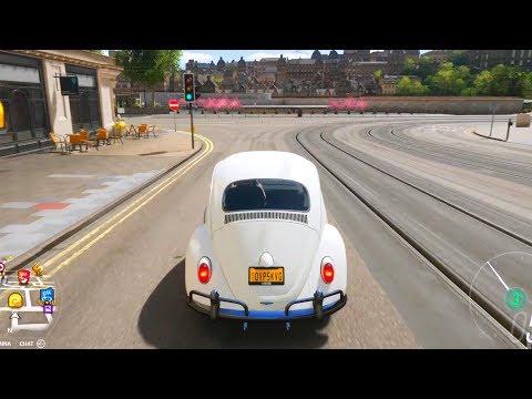 Forza Horizon 4 - Volkswagen Beetle 1963 - Open World Free Roam Gameplay (HD) [1080p60FPS]