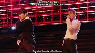 Cover images MONSTA X - SPOTLIGHT (Korean Ver.) [Han+Rom+Engsub] Lyrics