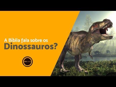 Teologar # 5 - A Bíblia Fala Sobre Os Dinossauros?