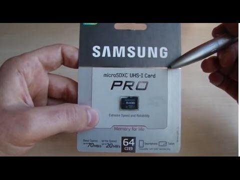 fast 64gb micro sd card for samsung galaxy beam youtube. Black Bedroom Furniture Sets. Home Design Ideas