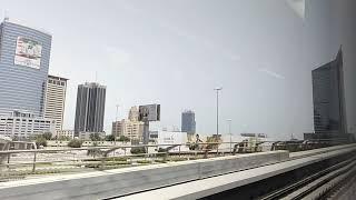 Nakheel railway Metro Station, dubai (u. a. e)  04/05/2018