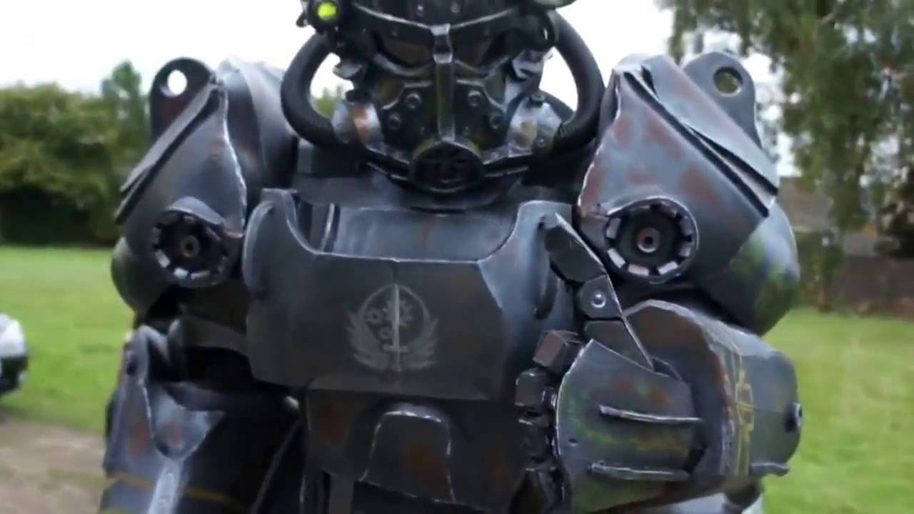 Fallout 4 Unbelievable Power Armor YouTube