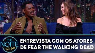 Baixar Entrevista com Alycia Debnam-Carey e Colman Domingo | The Noite (10/08/18)