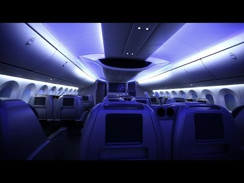 Boeing Sky Interior: More Space in the Sky