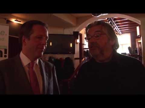 Interview Alexander Pechtold en Maarten van Rossem