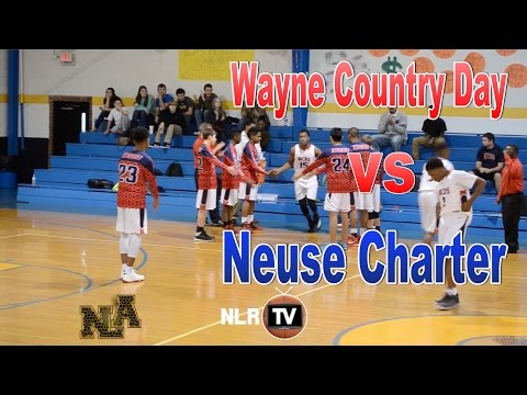 Wayne Country Day vs Neuse Charter School:  FULL GAME HIGHLIGHTS