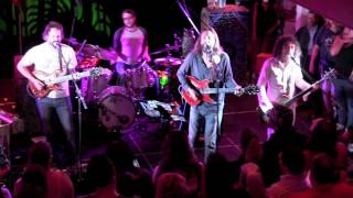 Chris Robinson Brotherhood, Atlantis, 6-6-14  Infinity Yacht, NYC