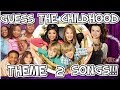 Guess The Childhood Theme Song - Part 2