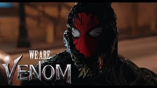 "SPIDERMAN HOMECOMING BECOMES VENOM! ""WE ARE VENOM"""