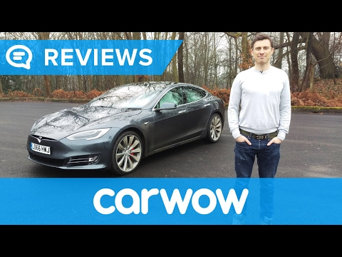 Tesla Model S P100D Ludicrous Plus 2017 review | Mat Watson